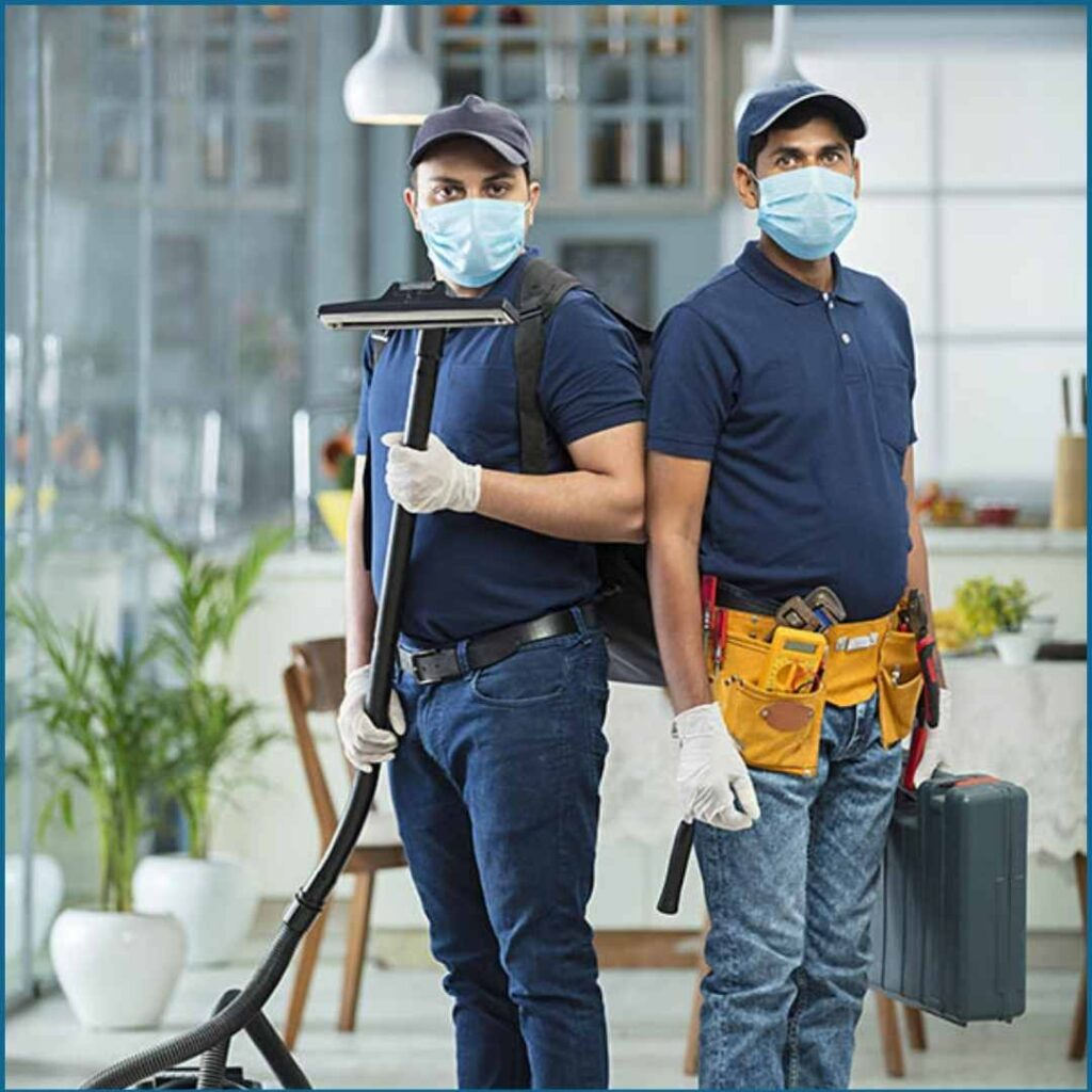 home cleaning service in powai